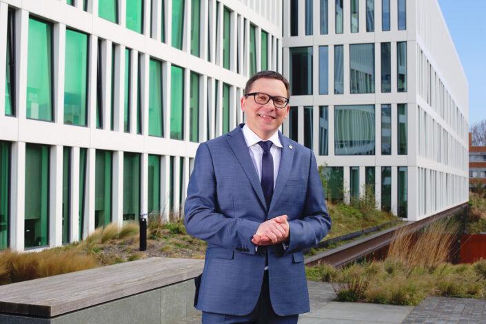 portretfoto op locatie Den Haag