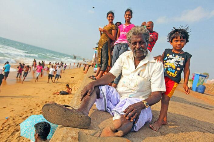 Mensen foto Colombo