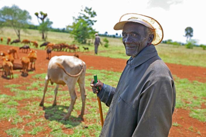 farmer-Kenia