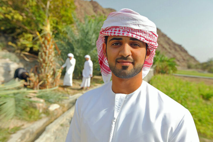foto van man in United Arab Emirates