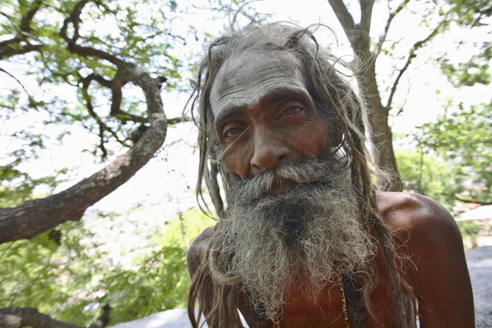 holy man india