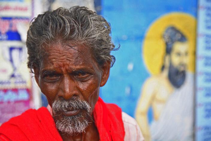 Portretfotografie van mensen wereldwijd