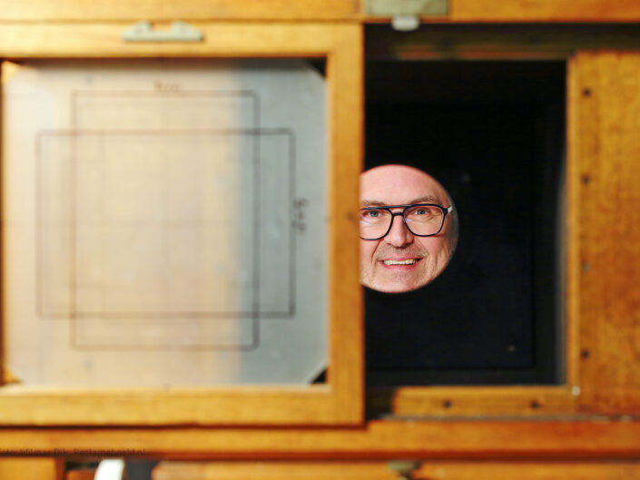 portret op locatie