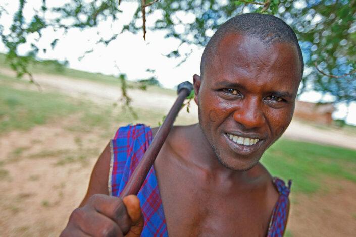 tribesman-Kenya