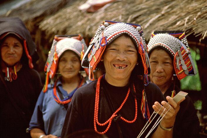 vrouwen in Thailand